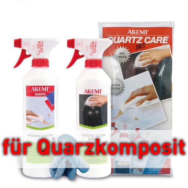 AKEMI Quartz Care Set